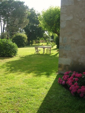 Chateau to rent in France